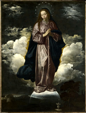 velazquez-immaculate-conception