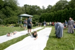 Home made Slip-n-Slide