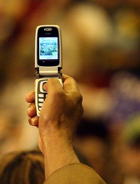 Voyeurism and Camera phones