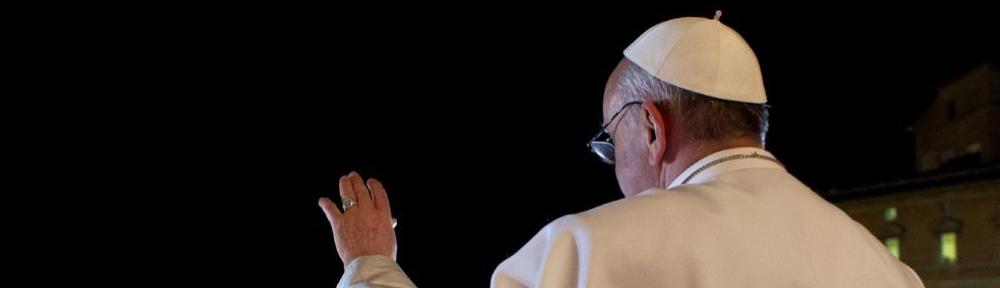 Pope-Francis-Loggia
