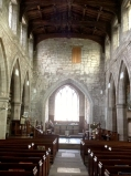 The nave of St. Wynstan's