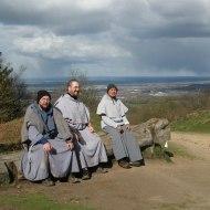 Fra Solanus, Fr. Agnellus and Fr. Gabriel