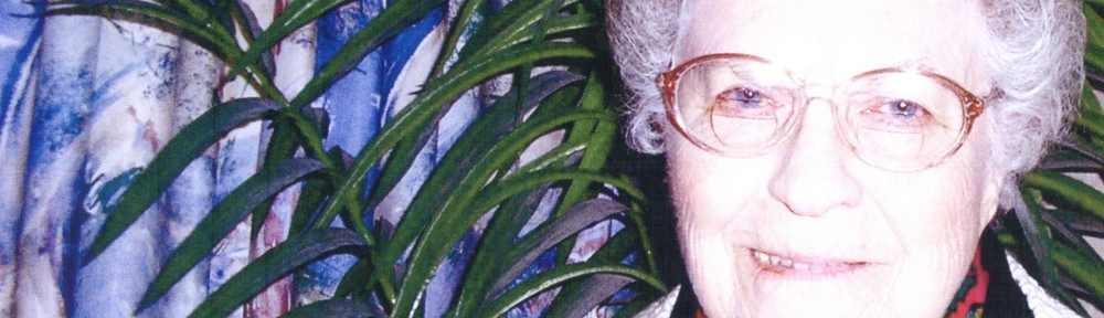 My Mom's Funeral Homily | Mary Victrix